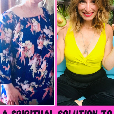 🧘♀️Spiritual Solution to Weight Loss✨