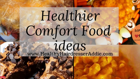 Comfort food HEALTHY style
