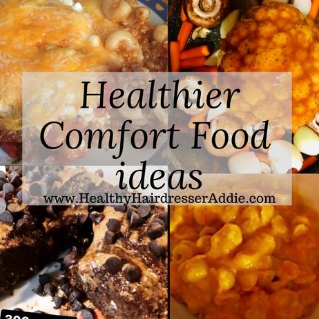 Comfort food HEALTHY style