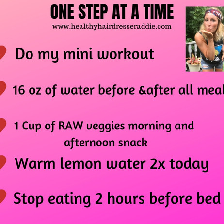 MINI workout FOR YOU! (we all start somewhere)