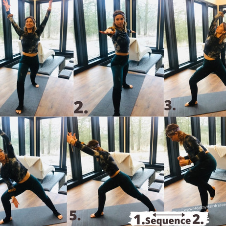 YOGA FOR BELLY & BOOTY TONING