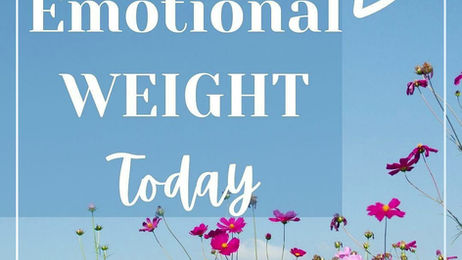 ❤️Is WEIGHT LOSS your TICKET TO HAPPINESS?❤️