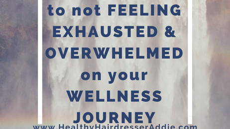 ❤️Are you  feeling EXHAUSTED on your Wellness Journey?❤️