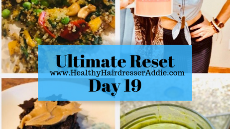 Ultimate Reset Day 19