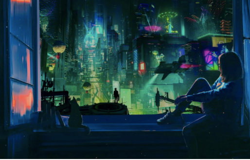 HOW CYBERPUNK COLORS TOOK THE INDUSTRY BY STORM