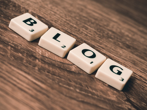 HERE'S WHY BLOGGING MATTERS IN BUSINESS AND MARKETING