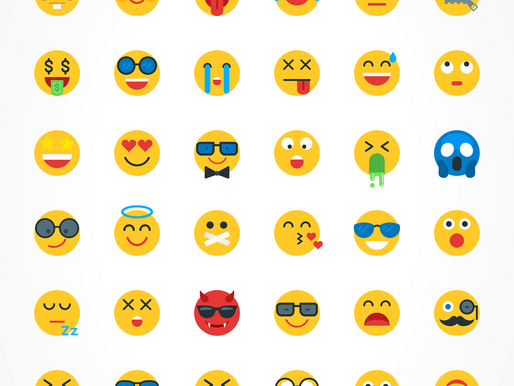 HOW EMOJIs TOOK ON SOCIETY BY STORM
