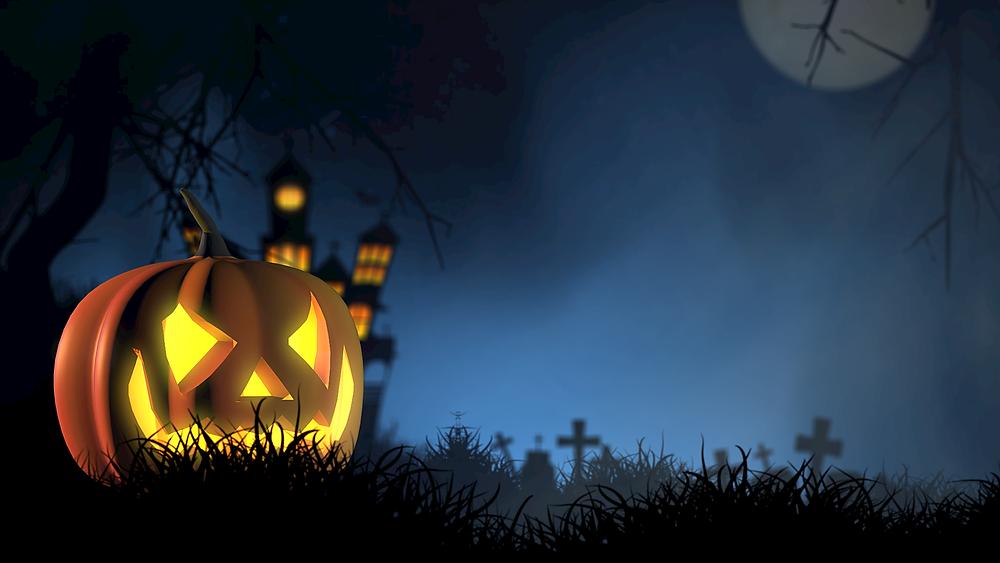 Marc Primo Warren Halloween