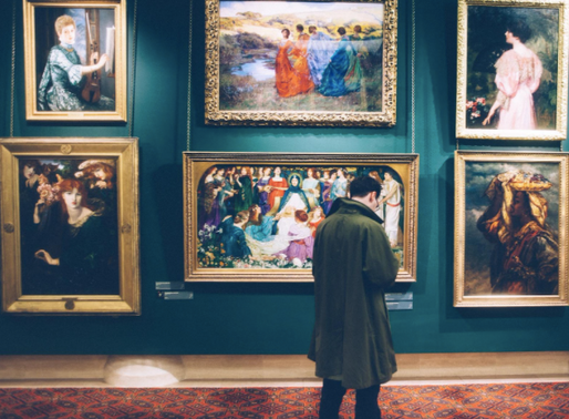 HOW TO BE AN ART CURATOR