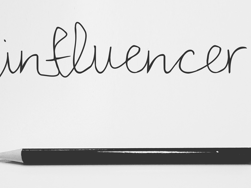 4 REASONS WHY INFLUENCER MARKETING WORKS