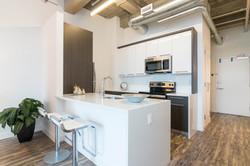 C Line/03 Studio Kitchen w Breakfast Bar