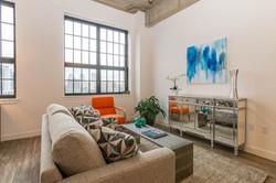 F Line/06 Studio Living Area