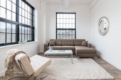 A/B Line- Unit 01/02 Living Room