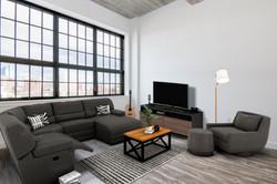 D Line/04 Studio Living Room Stage