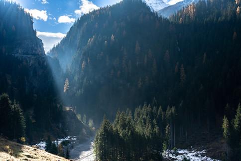 Albulapass, Switzerland