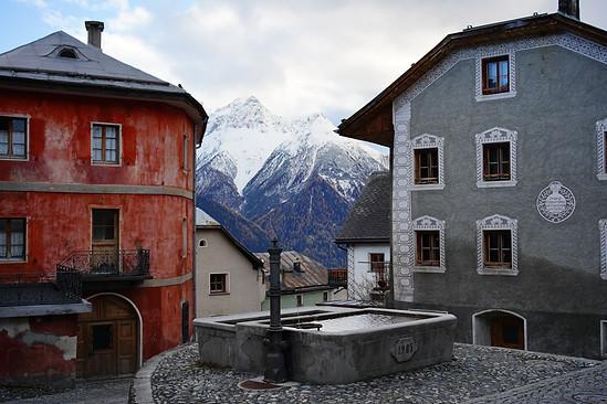 Tschlin, Switzerland