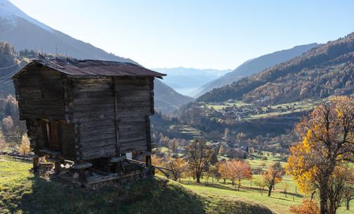 Goms, Switzerland