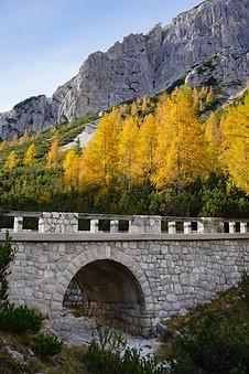 Vrsic Pass, Slovenia