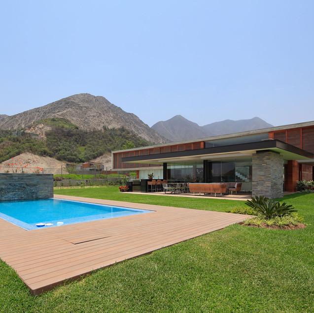 Casa en La Quebrada