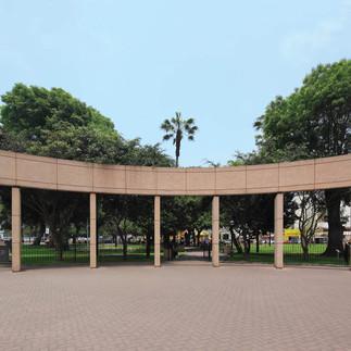 Parque Central Miraflores