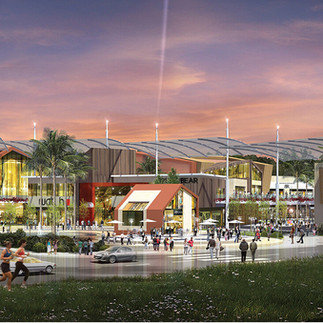Mall en el Campo