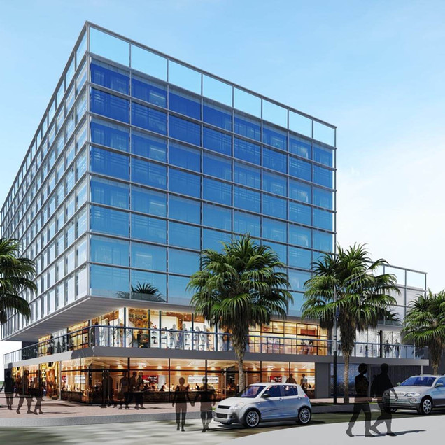 Strip Mall Huaylas