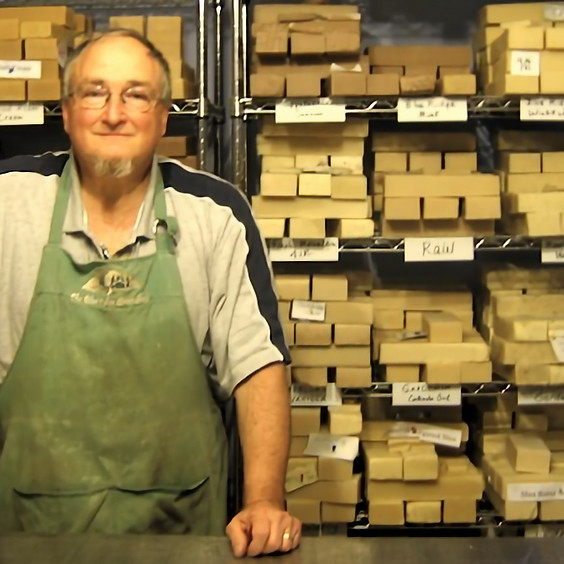 """""""Soap Making"""" - History Lecture and Demonstration by Dr. Tim Tyndall of The Blue Ridge Soap Shed"""