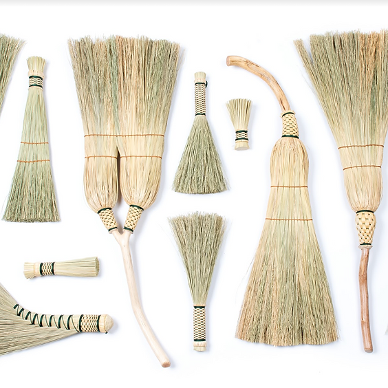 Morning Broom-making Class in Partnership with Penland School of Craft (1)
