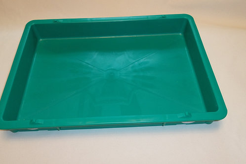 5 Large PURE Green Growing Trays