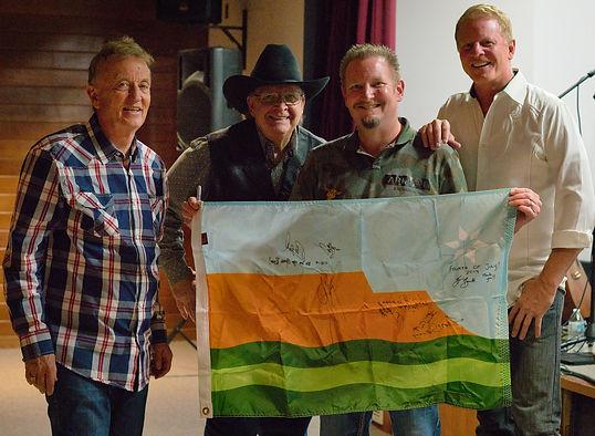Cowboy Day at Green River & Mayor Travis