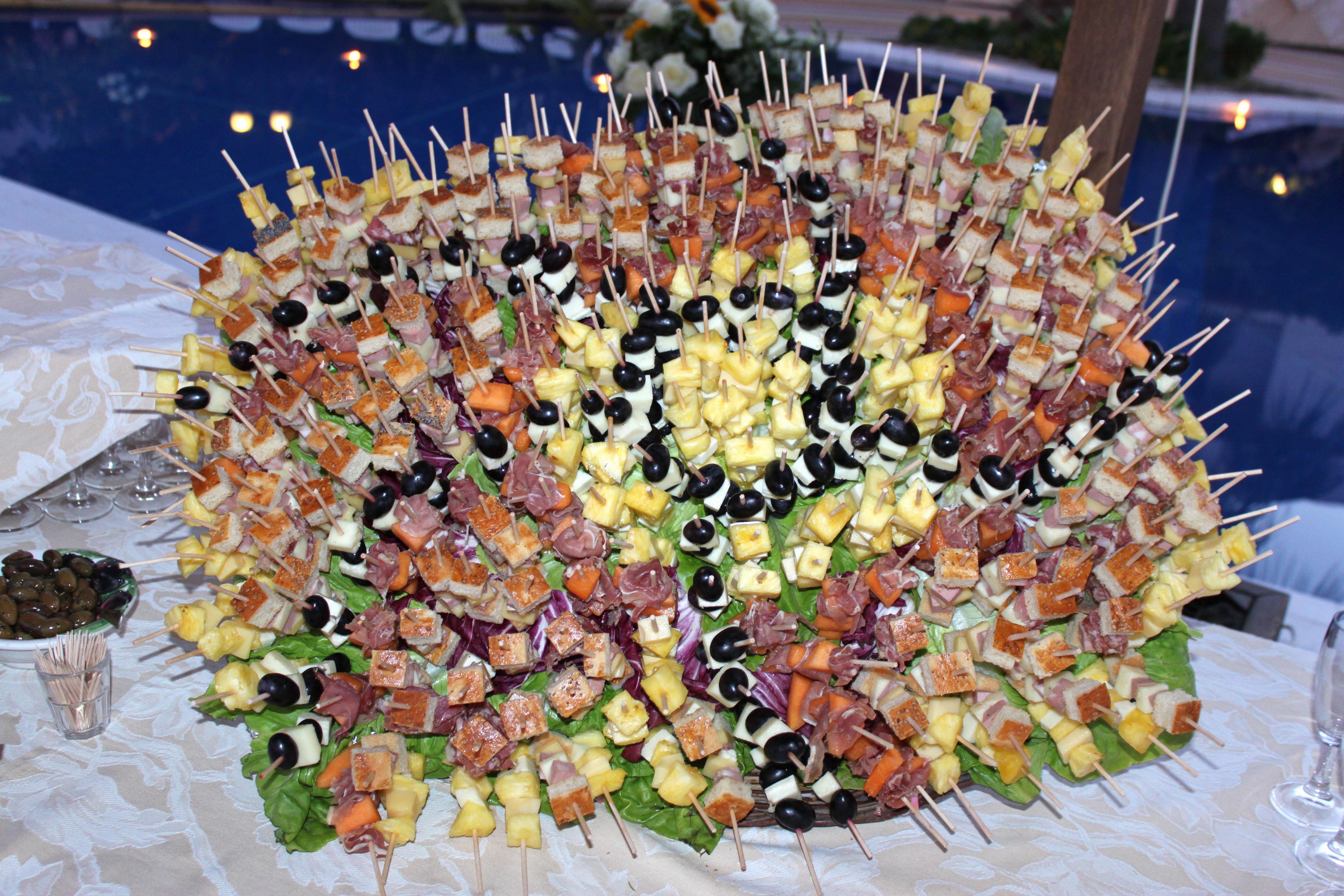 Giardino sul Mare Lipari aperitivo