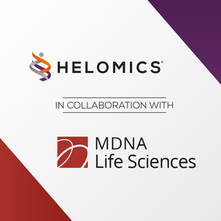Helomics® Corporation and MDNA Life Sciences, Inc. Announce an Agreement to Commence a Multi-Faceted