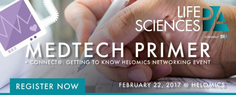Helomics and Life Sciences PA Medtech Primer