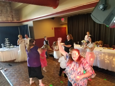 Billups Wedding