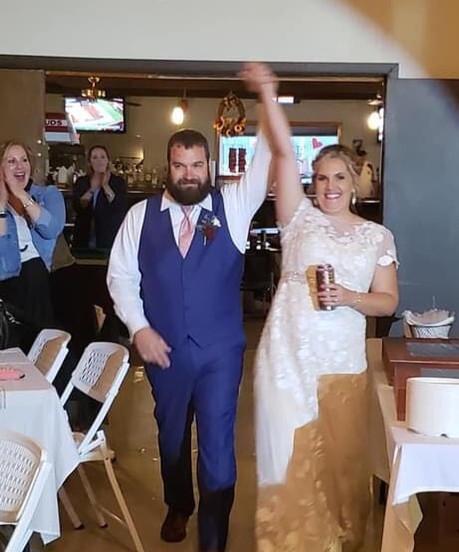 Shull Wedding
