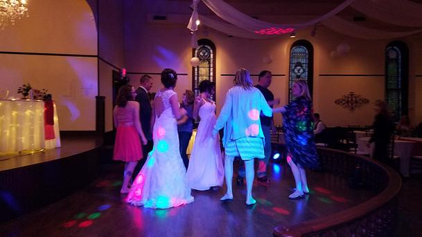 Benham Wedding