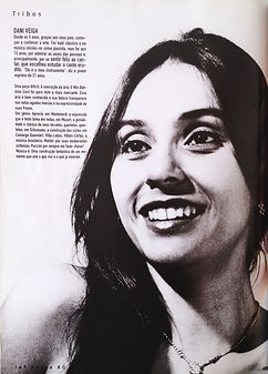 Daniela Vega Vogue Brasil