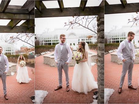 Brandon & Tessa...a zoo wedding