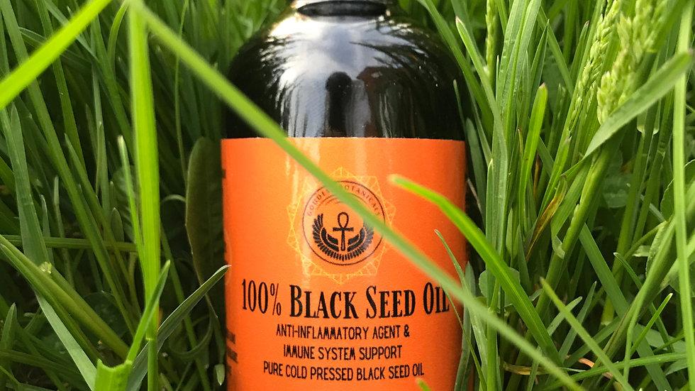 100% Black Seed Oil (4 oz.)