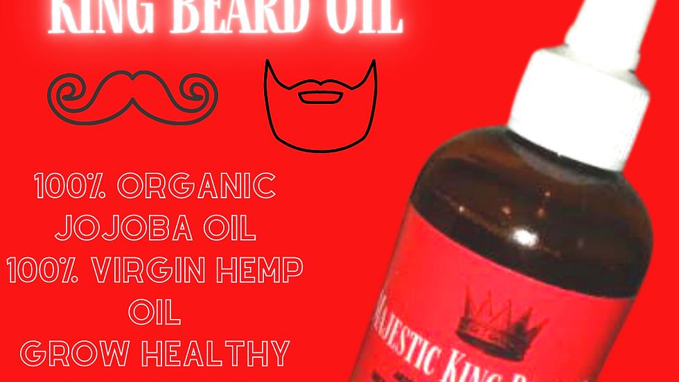 Majestic King Beard Oil