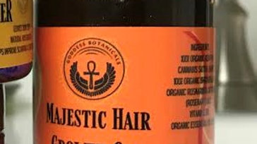 Majestic Hair Growth Oil