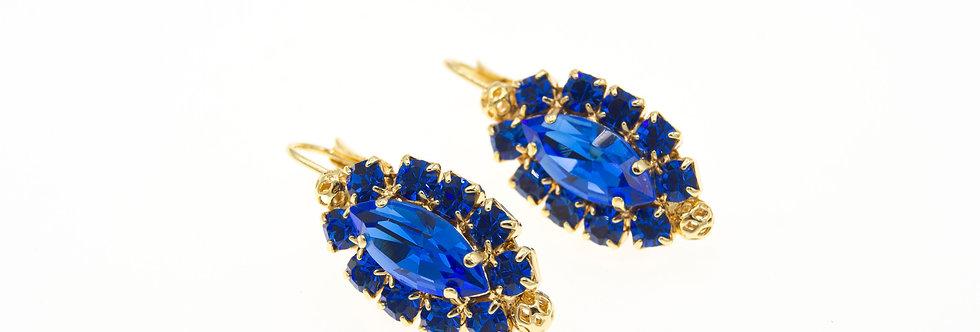 Dew Drop Marquis earrings