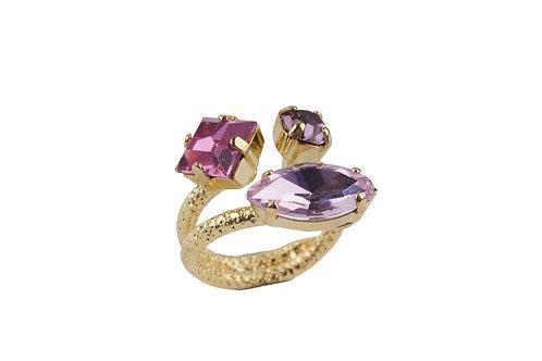 Trio Marquis ring