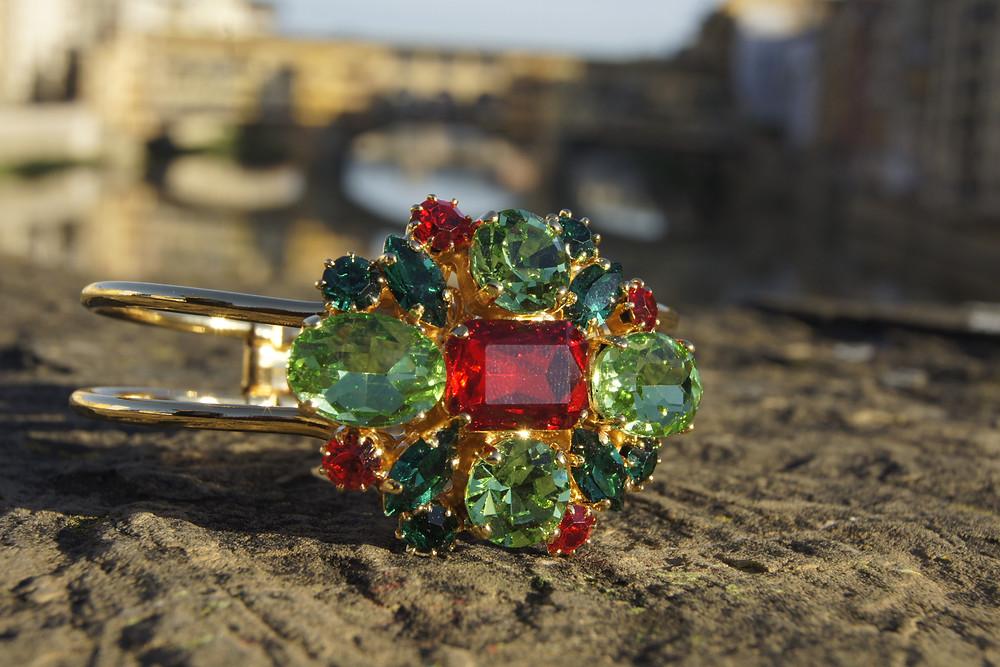 Monnaluna Grand Gala Bracelet Ponte Vecchio Firenze