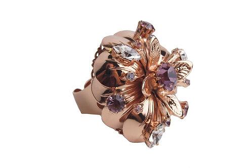 WS Grand Flower Ring
