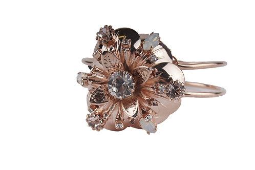 WS Flower Clasp Bracelet