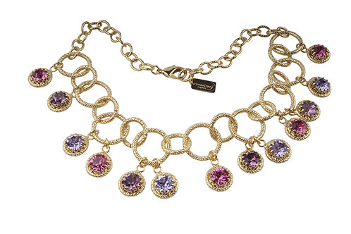 WS Circle Delight Collection Necklace
