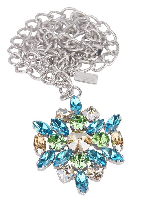Snowflake Collection pendant necklace