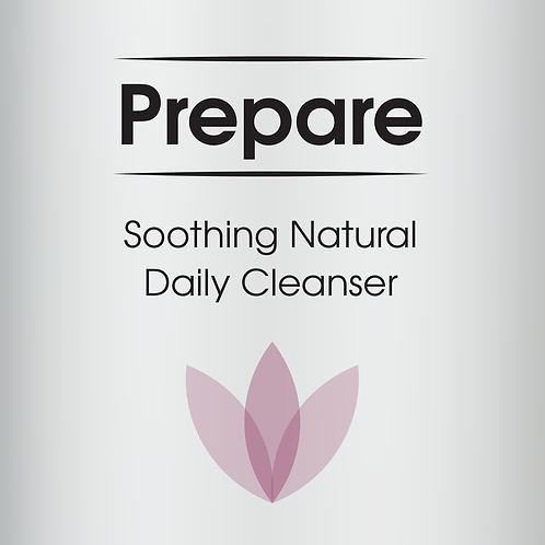 Prepare - Soothing Natural Daily Cleanser