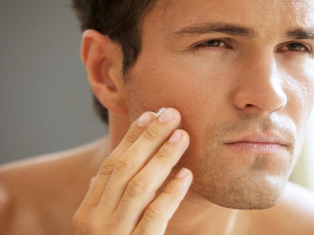 Treating the Male Face